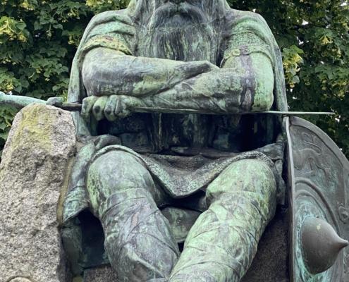 Holger Danske - i Skjern